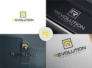 Revolution Roofing Logo - Entry #216