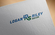 Logan Riley Soccer Logo - Entry #88