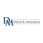 Law Offices of David R. Monarch Logo - Entry #55