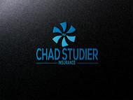 Chad Studier Insurance Logo - Entry #406
