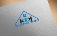 KBK constructions Logo - Entry #62