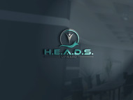 H.E.A.D.S. Upward Logo - Entry #113