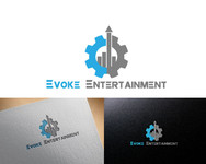 Evoke or Evoke Entertainment Logo - Entry #20