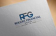 Rogers Financial Group Logo - Entry #144
