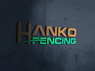 Hanko Fencing Logo - Entry #265