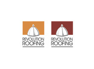 Revolution Roofing Logo - Entry #550