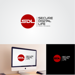 Secure. Digital. Life Logo - Entry #71