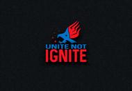 Unite not Ignite Logo - Entry #142