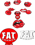 Fat Sucker Logo - Entry #11