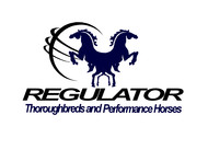 Regulator Thouroughbreds and Performance Horses  Logo - Entry #46