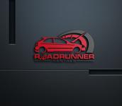 Roadrunner Rentals Logo - Entry #73