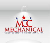 Mechanical Construction & Consulting, Inc. Logo - Entry #109