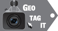 Android/iOS GPS/Photo tagging App Icon Logo - Entry #60