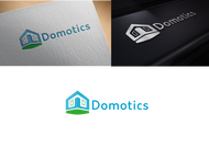 Domotics Logo - Entry #49