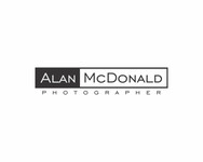 Alan McDonald - Photographer Logo - Entry #85