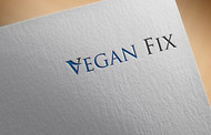 Vegan Fix Logo - Entry #202