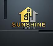Sunshine Homes Logo - Entry #302