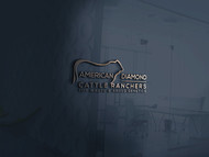 American Diamond Cattle Ranchers Logo - Entry #55