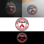 Consolidated Safety of Acadiana / Fire Extinguisher Sales & Service Logo - Entry #118