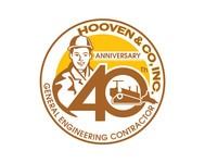 Hooven & Co, Inc. Logo - Entry #43