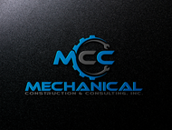 Mechanical Construction & Consulting, Inc. Logo - Entry #148
