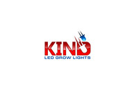 Kind LED Grow Lights Logo - Entry #52
