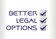 Better Legal Options, LLC Logo - Entry #80
