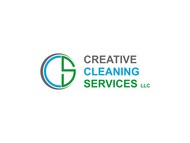 CREATIVE CLEANING SERVICES LLC Logo - Entry #43