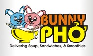 Bunny Pho Logo - Entry #3