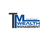 T.M. Wealth Management Logo - Entry #108