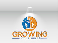 Growing Little Minds Early Learning Center or Growing Little Minds Logo - Entry #16