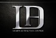 Leah's auto & nail lounge Logo - Entry #221