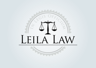 Leila Law Logo - Entry #104