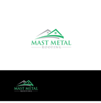 Mast Metal Roofing Logo - Entry #151