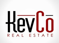 KevCo Real Estate Logo - Entry #39