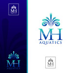 MH Aquatics Logo - Entry #153