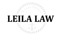 Leila Law Logo - Entry #85