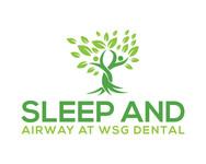 Sleep and Airway at WSG Dental Logo - Entry #599