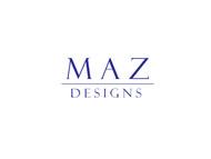 Maz Designs Logo - Entry #148