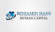 Benjamin Hans Human Capital Logo - Entry #5