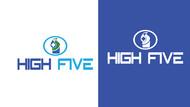 High 5! or High Five! Logo - Entry #6