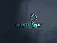 White Wolf Consulting (optional LLC) Logo - Entry #146