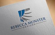 Rebecca Munster Designs (RMD) Logo - Entry #1