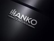 Hanko Fencing Logo - Entry #82