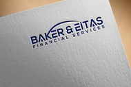 Baker & Eitas Financial Services Logo - Entry #81