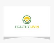 Healthy Livin Logo - Entry #671