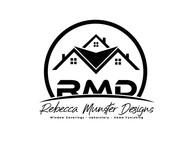 Rebecca Munster Designs (RMD) Logo - Entry #107