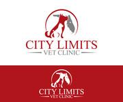 City Limits Vet Clinic Logo - Entry #51