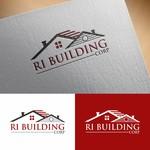 RI Building Corp Logo - Entry #339