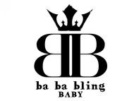 Ba Ba Bling baby Logo - Entry #88